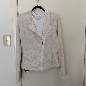 Under Armour zip-front jacket